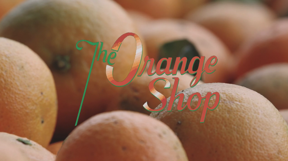 The Orange Shop ('15)